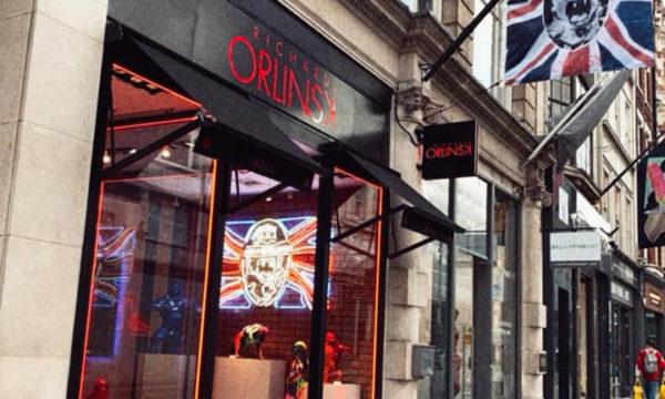 Galerie Orlinski à Londres